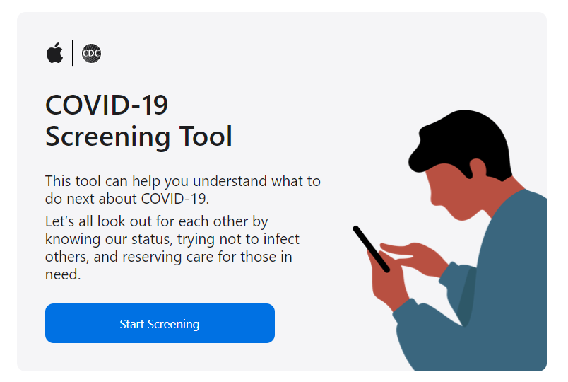 Apple Screening Test